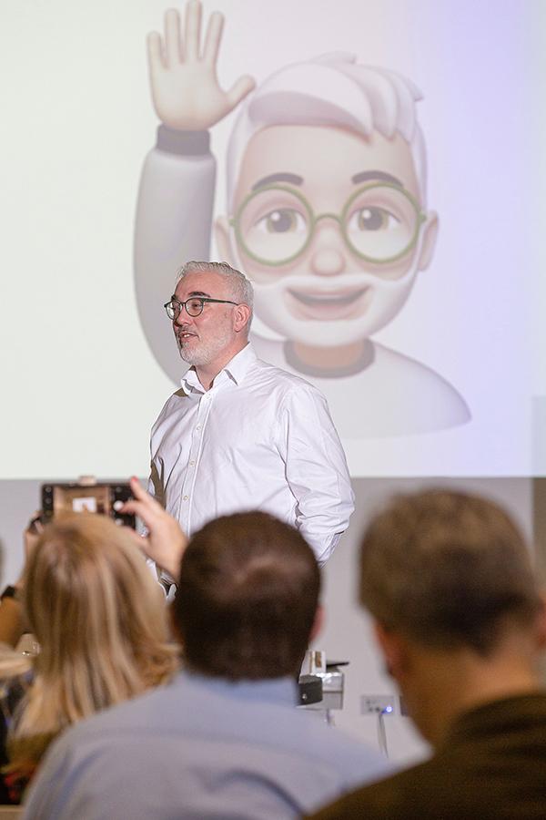 Simon Briton CEO